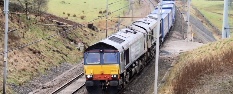 RFG Sets out Election Priorities for Rail Freight