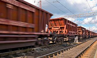 Why use rail freight?