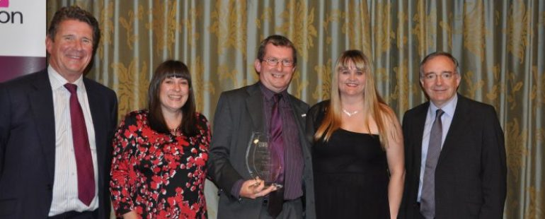 Victa Railfreight named RFG's Business of the Year 2017