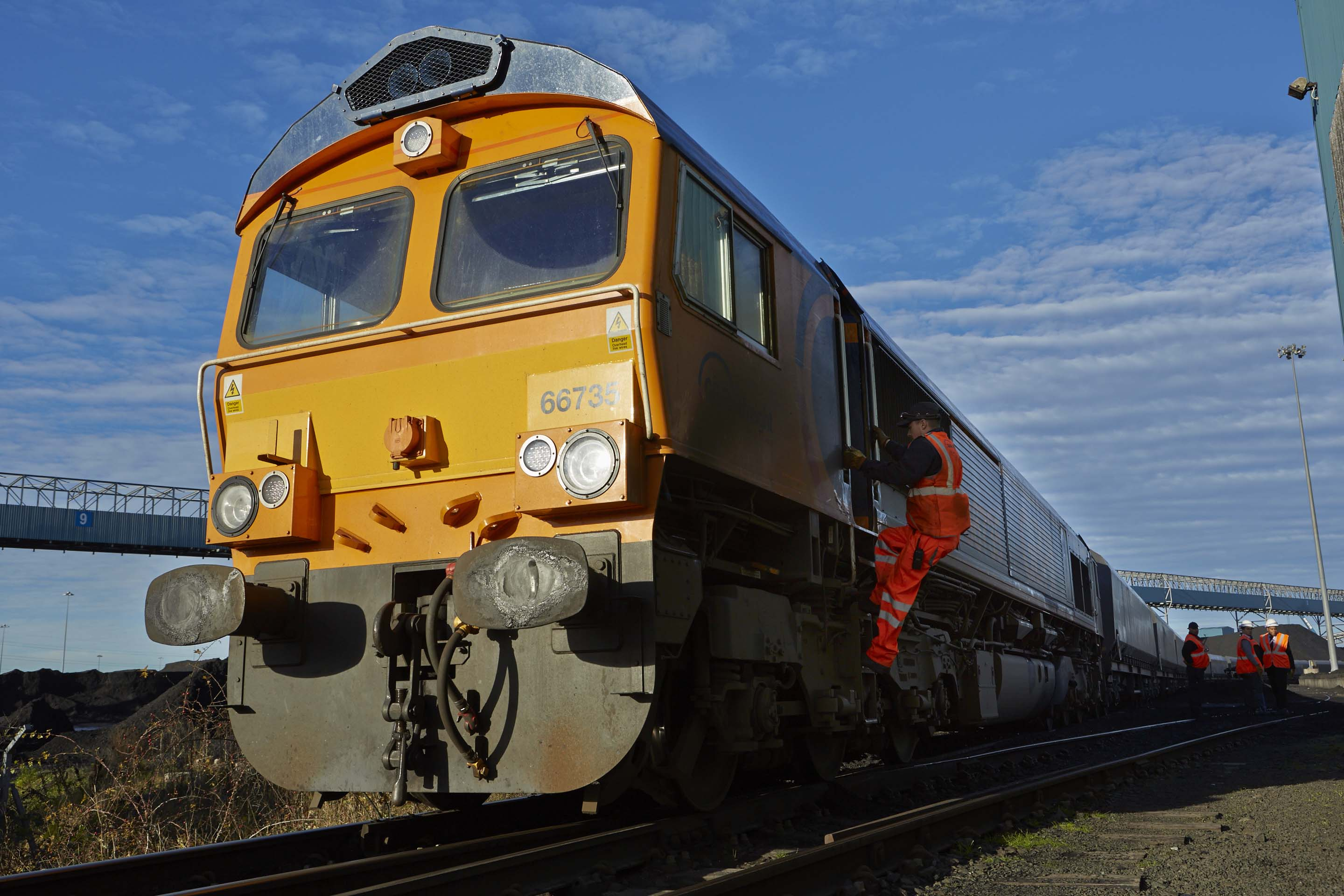 'A New Status for Freight' welcomed by Rail Freight Group