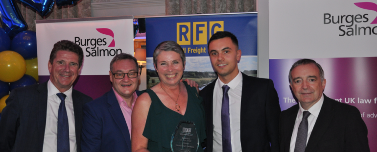 Direct Rail Services named RFG's business of the year 2018