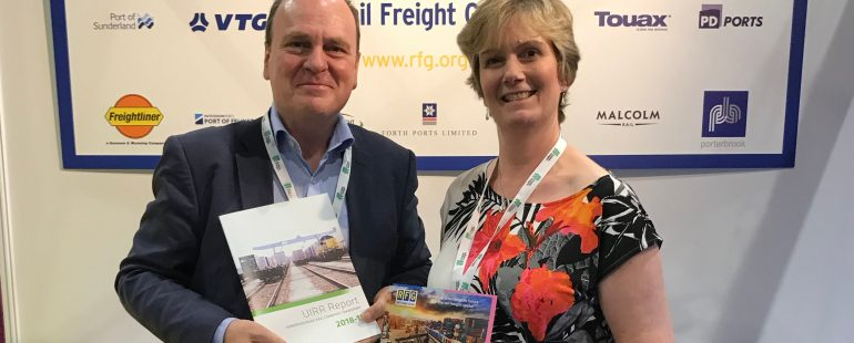 UIRR and RFG Agree New Collaboration to Promote Combined Transport