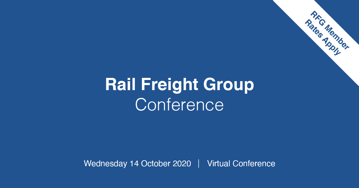 Decarbonisation and freight's heroic Covid-19 effort tops agenda at RFG Conference 2020