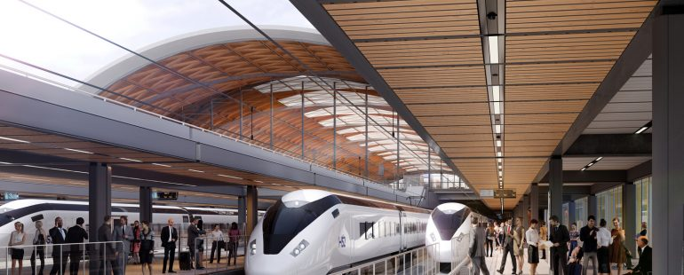 HS2 Notice to Proceed