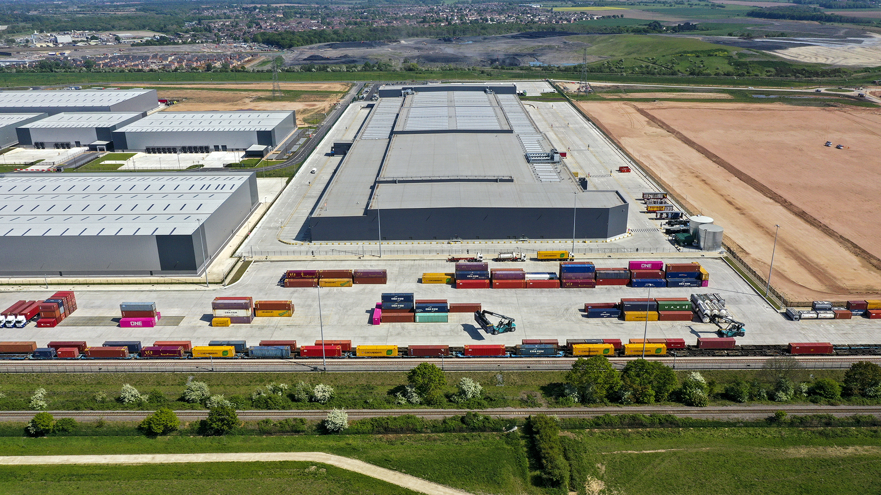 iPort Rail named RFG's Business of the Year 2020