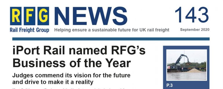 RFG News – September 2020 – Issue 143