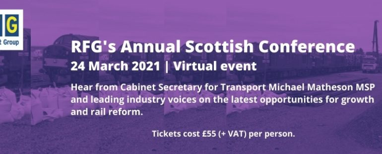 RFG Annual Scottish Conference 2021