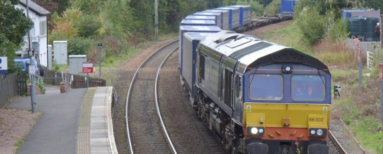 Reflections on rail freight in Scotland
