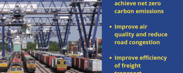 Why the UK needs more Intermodal Rail Freight