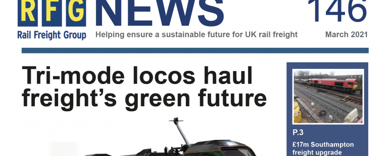 RFG News – March 2021 – Issue 146