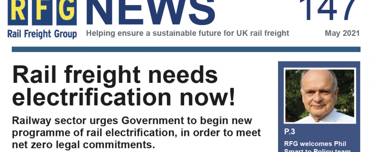 RFG News – May 2021 – Issue 147