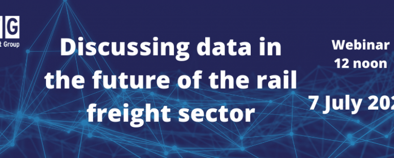 Discussing data in the future of the rail freight sector