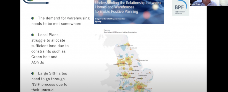 Event review – Do we need more rail-linked warehousing?