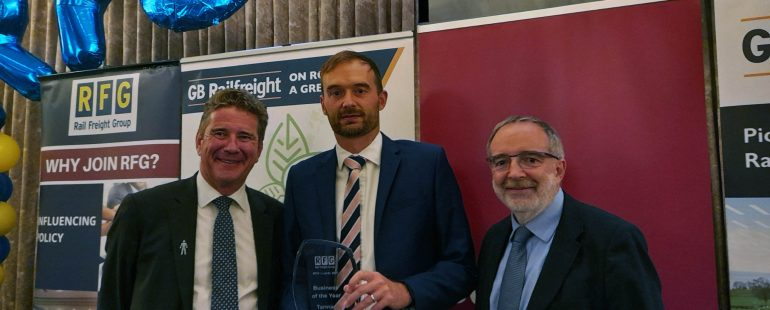 Tarmac named RFG's Business of the Year 2021